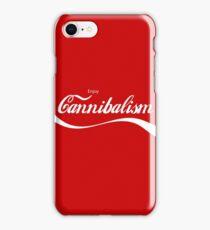Enjoy Cannibalism iPhone Case/Skin