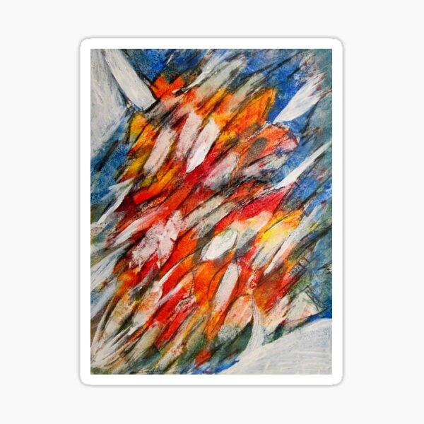 Farbenspiel 1 Sticker