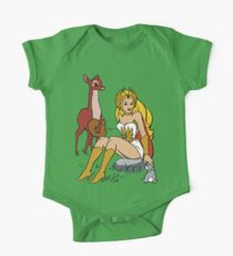 Etherian Princess Kids Clothes