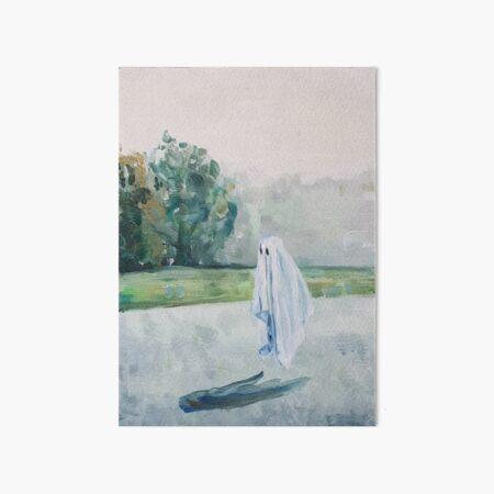 Ghosting (Original Oil Painting) Art Board Print