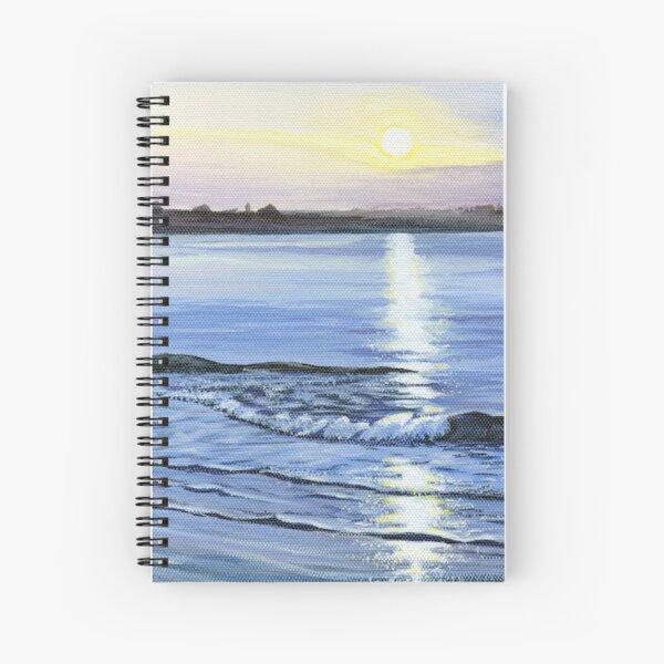 PEACE Lockeport Beach Nova Scotia  Spiral Notebook