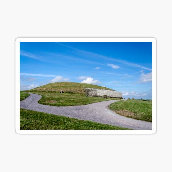 Newgrange , Co Meath. Sticker