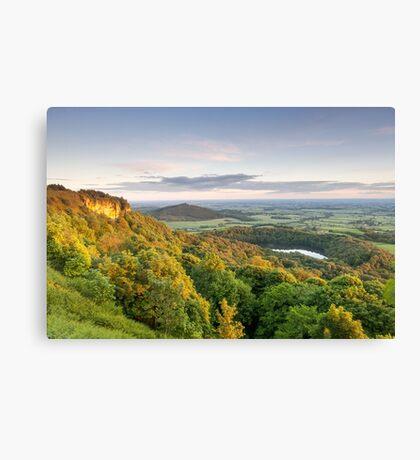 Sutton Bank Canvas Print