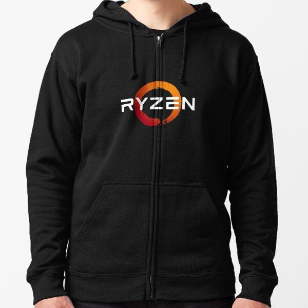 AMD Ryzen Zipped Hoodie