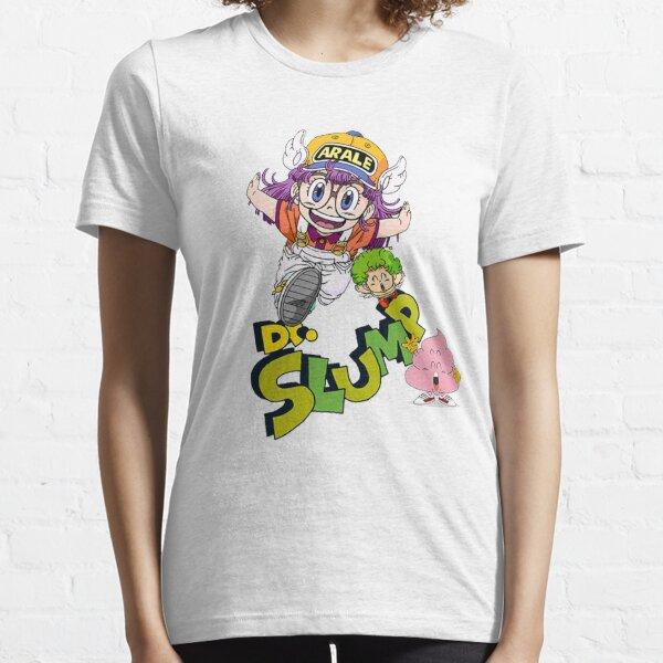 Dr.Slump Arale G/én/érique T Shirt Arale Manga Ann/ées 90 Anim/és
