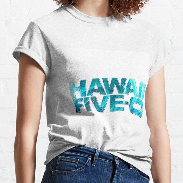 hawaii cinco-0 5-0 steve mcgarrett tv Camiseta clásica