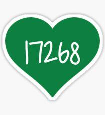 17268 Sticker