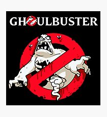 Ghostbusters - Ghoul Photographic Print