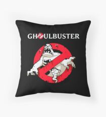 Ghostbusters - Ghoul Throw Pillow