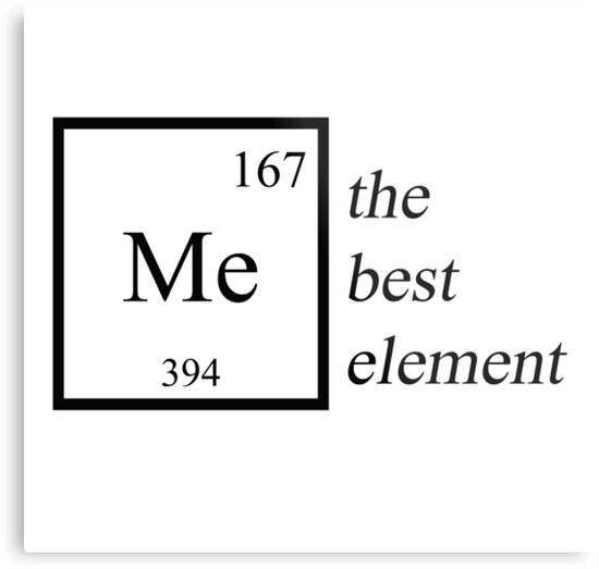 Chemistry me the best element periodic table symbol metal chemistry me the best element periodic table symbol by imaginedworlds urtaz Gallery