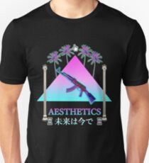Aesthetics Ak-47 Pyramid T-Shirt
