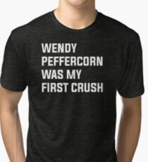 Wendy Peffercorn - Sandlot Design Tri-blend T-Shirt