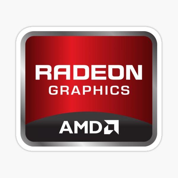 AMD Radeon Graphics Sticker