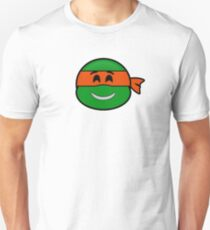 Emoji Michelangelo - Happy Unisex T-Shirt