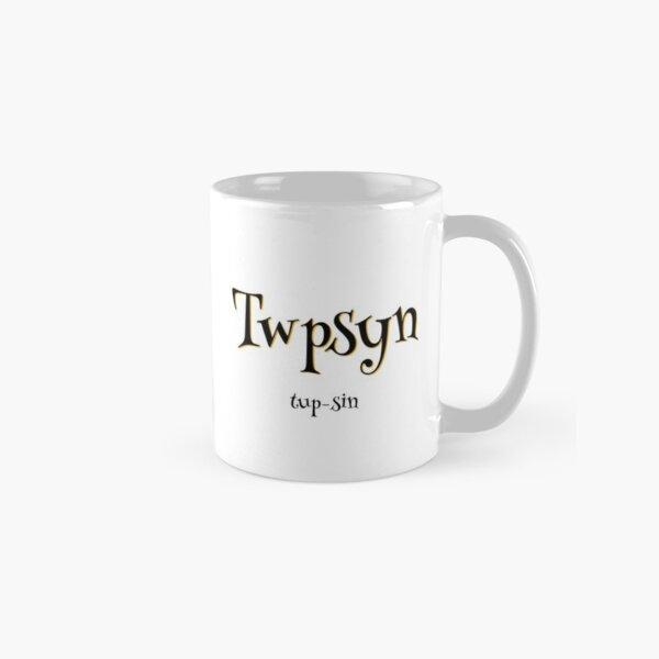 Twpsyn - White Theme Classic Mug