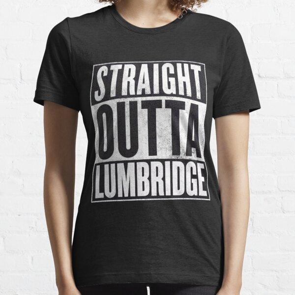 Straight Outta Lumbridge Essential T-Shirt