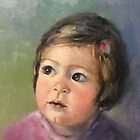 Sofia (my granddaughter) by Ivana Pinaffo