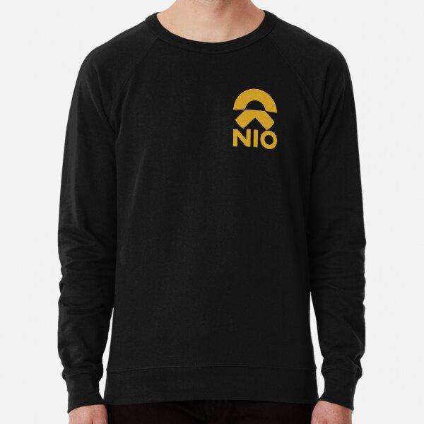NIO Electric Car -GOLD- Lightweight Sweatshirt
