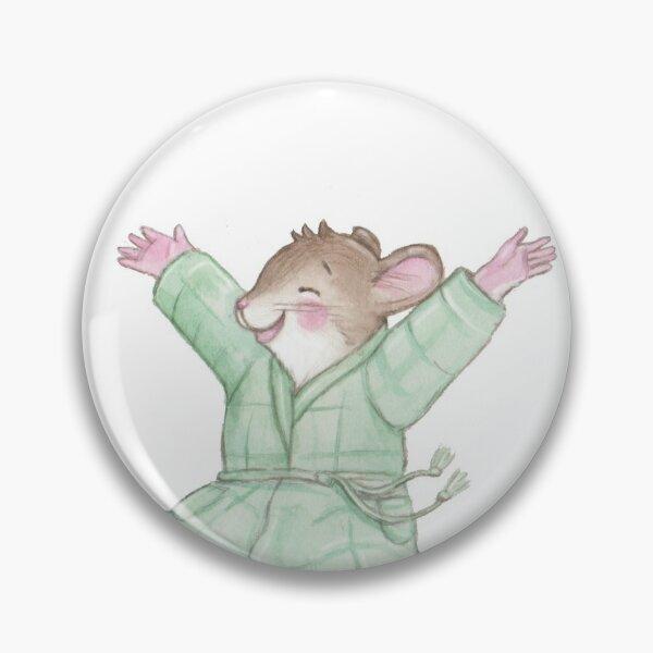 Good Morning Tom Mouse! Pin