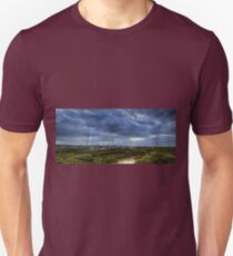 Tollesbury Boats Panoramic Unisex T-Shirt