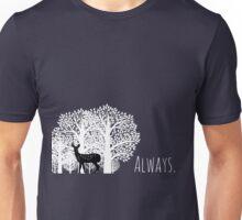 In Loving Memory, Always. Unisex T-Shirt