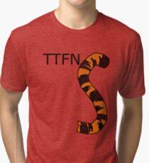 ttfn Tri-blend T-Shirt