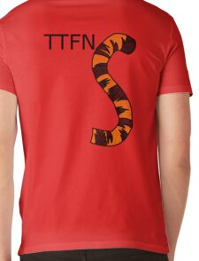ttfn Mens V-Neck T-Shirt