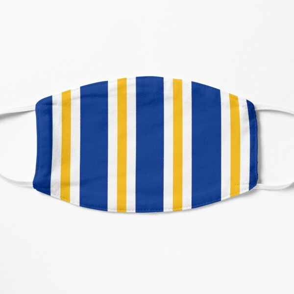 Leicester Stripes Flat Mask