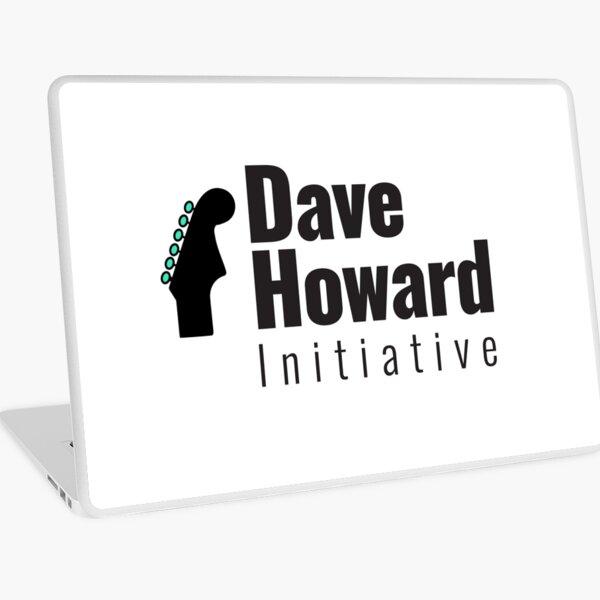 David Howard Initiative Logo Wear! Laptop Skin