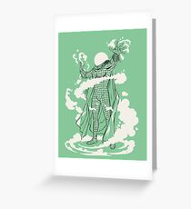 Fish Bowl Greeting Card