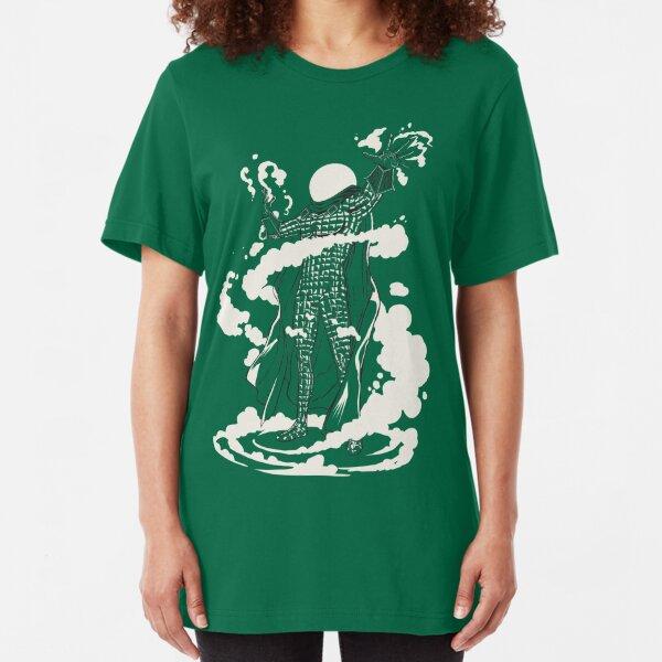 Fish Bowl Slim Fit T-Shirt