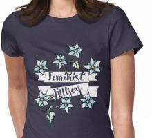 Feminist killjoy  Womens Fitted T-Shirt