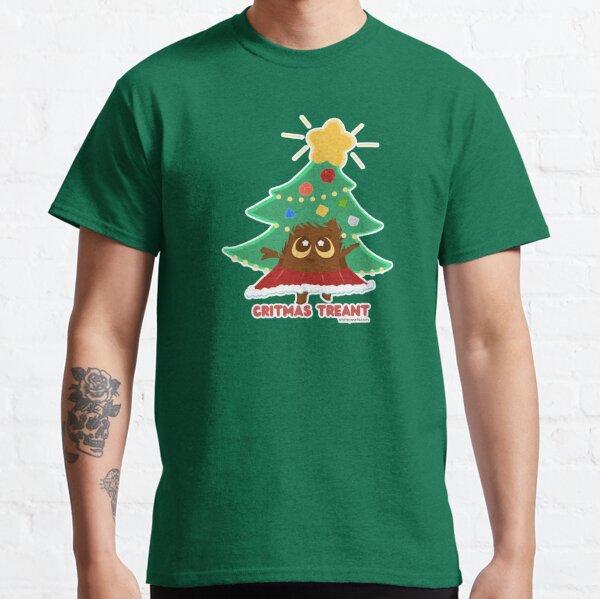 Oh, Critmas Treant // D20 Classic T-Shirt