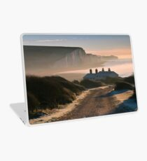 Sussex coast guard cottages Laptop Skin