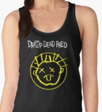 Drop Dead Fred Smiley Face Women's Tank Top