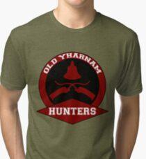 Old Yharnam Hunters - Bloodborne Tri-blend T-Shirt
