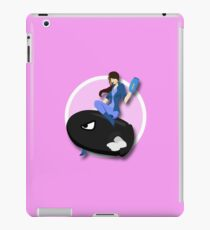 Geek pinup iPad Case/Skin