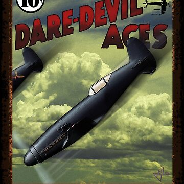 Dare-Devil Aces circa 1938 by watersoluble