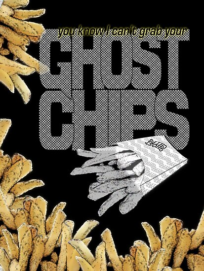 ghost chips by dennis william gaylor