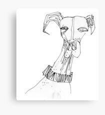 canine Canvas Print