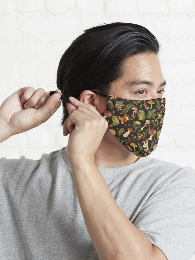 Alternate view of Thanksgiving Harvest  Mask
