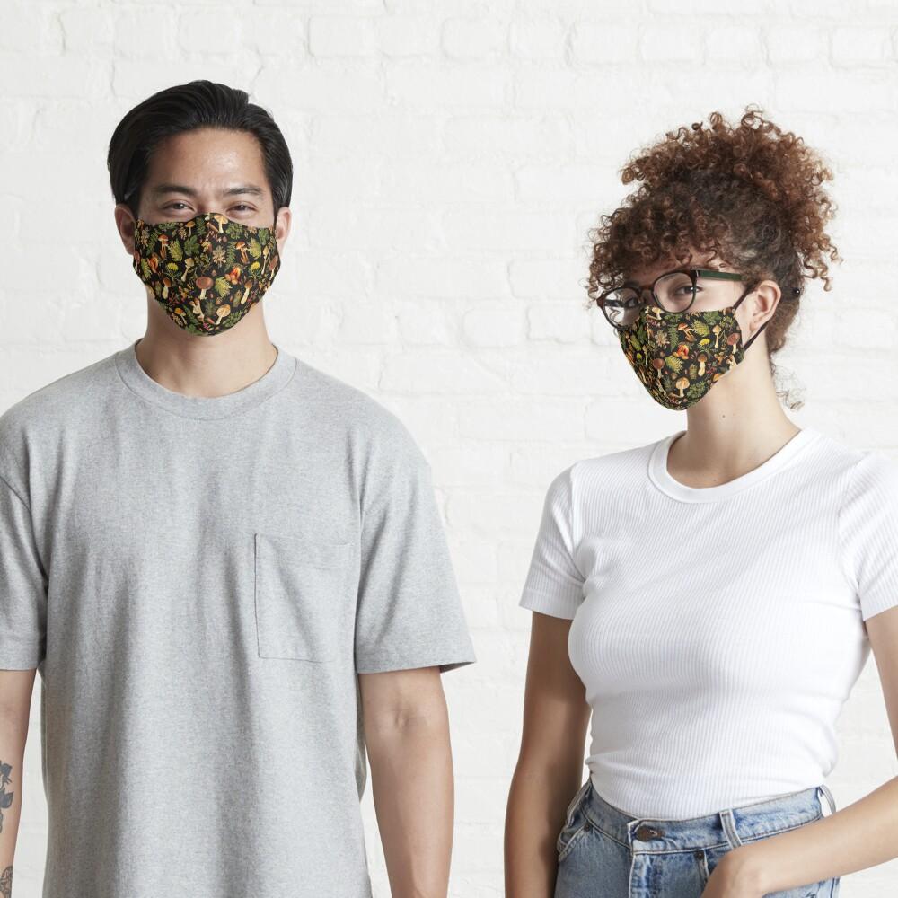 Thanksgiving Harvest  Mask