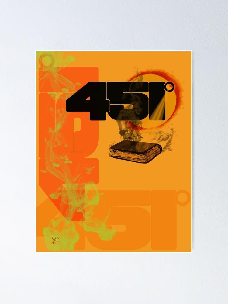 Alternate view of farenheit 451 Poster