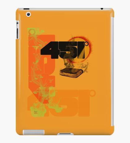 farenheit 451 iPad Case/Skin