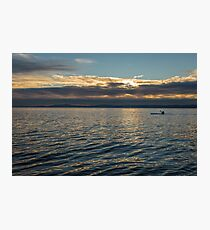 Tranquil Paddle Photographic Print