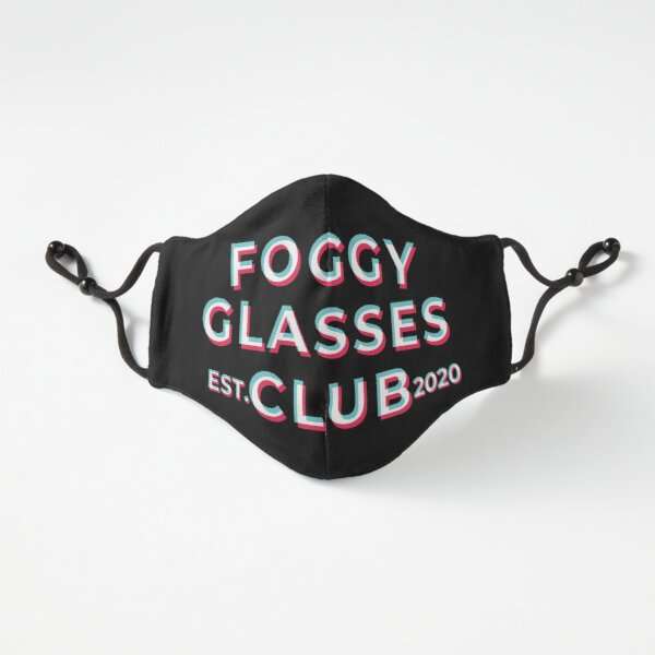 Foggy Glasses Club - EST. 2020 Fitted 3-Layer