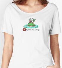 Meine kleine rosa Hütte Loose Fit T-Shirt