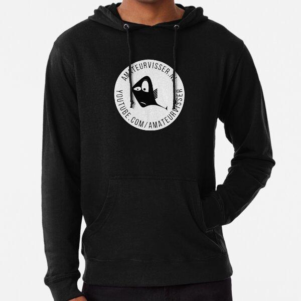 Amateurvisser Logo Lightweight Hoodie