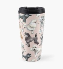 Oodles of Poodles Travel Mug