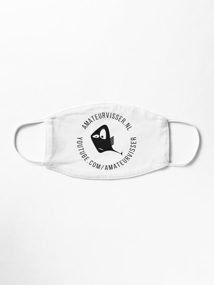 Alternate view of Amateurvisser Logo Mask
